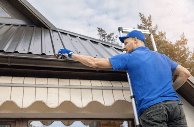 gutter cleaning in wilmington